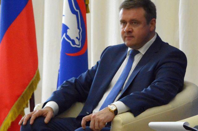 Николай Любимов: «Надо продуктивно использовать выделенные изрезервного фонда руководства РФсредства»