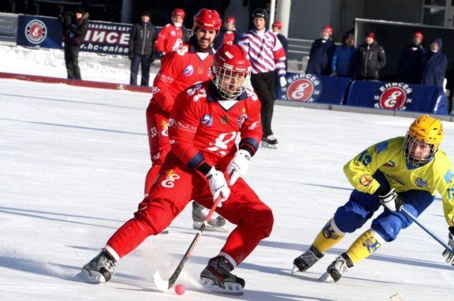 Вкрасноярский «Енисей» перешел хоккеист сборной Швеции