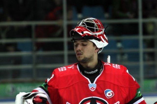 Чешский вратарь Якуб Коварж возвращается в«Автомобилист»