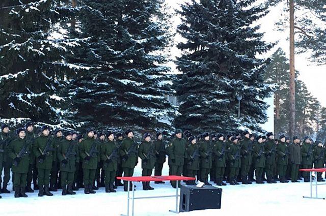 Ямал совместно с воинским частями планирует заниматься патриотическом воспитанием допризывной молодежи.