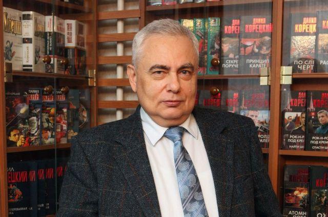 Данил Корецкий: «Я никогда не думал о популярности или богатстве, интересно было именно писать».