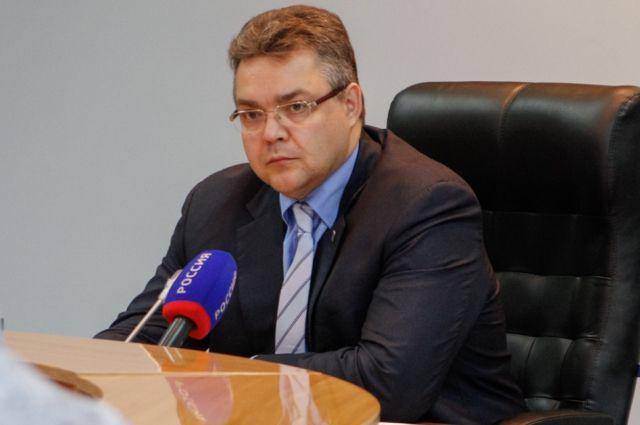 Губернатор Ставрополья обзавелся ретро-автомобилем