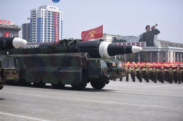 США, Япония иЮжная Корея обсудили ситуацию вКНДР