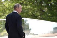 Владимир Путин ожидает встречи с Ангелой Меркель.