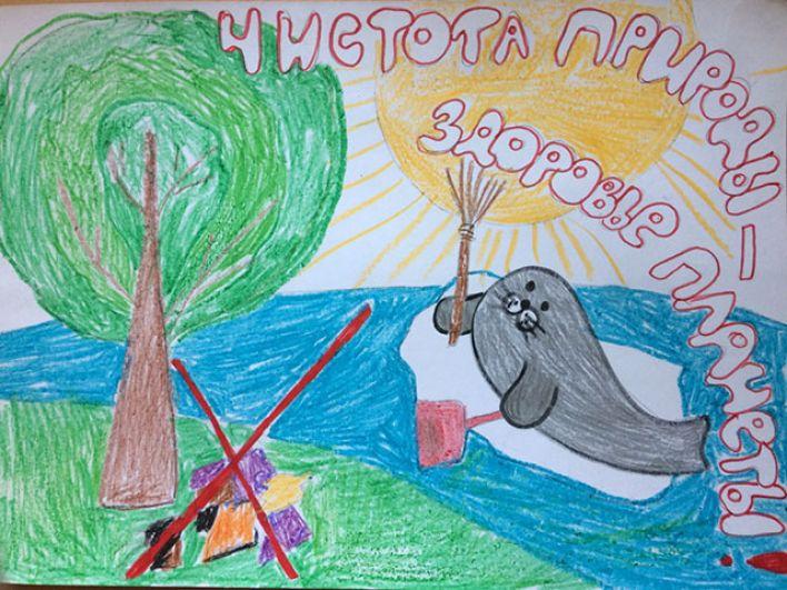 Участник №107 Юлиана Ершова, 6 лет.