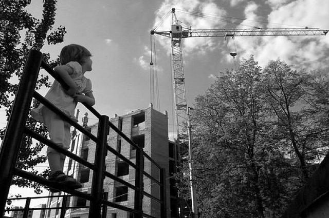 ВНовосибирске ввели режимЧС настройке элитного 30-этажного дома