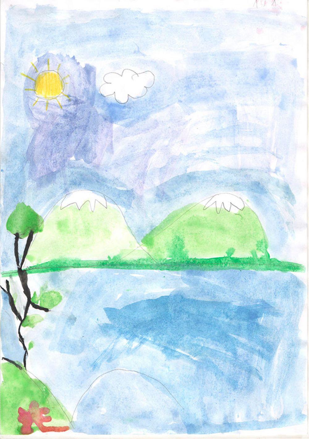 Участник №96 Лера Пономаренко, 6 лет.