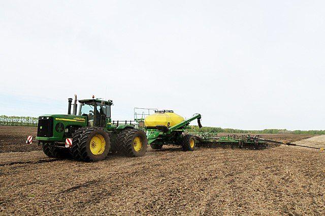 В этом году у аграриев хорошие виды на урожай