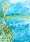 Участник №94 Соня Штагаева, 6 лет.