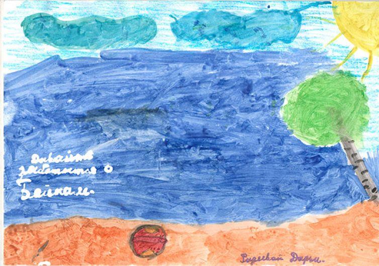 Участник №113 Даша Фадеева, 5 лет.