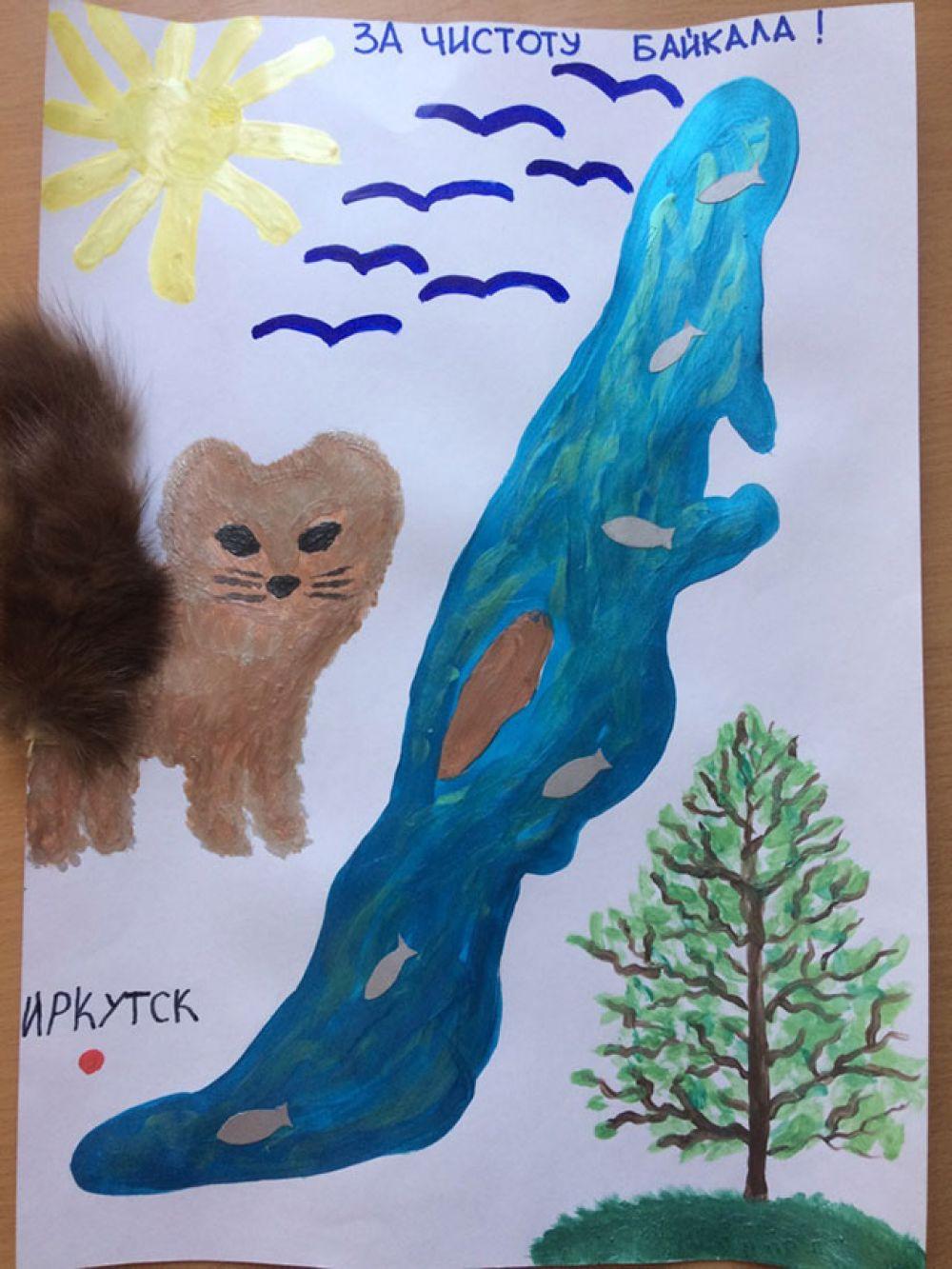 Участник №104 Лилия Дворецкая, 5 лет.