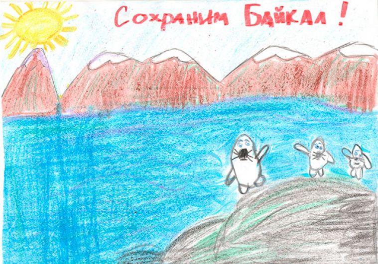 Участник №108 Иван Виноградов, 6 лет.