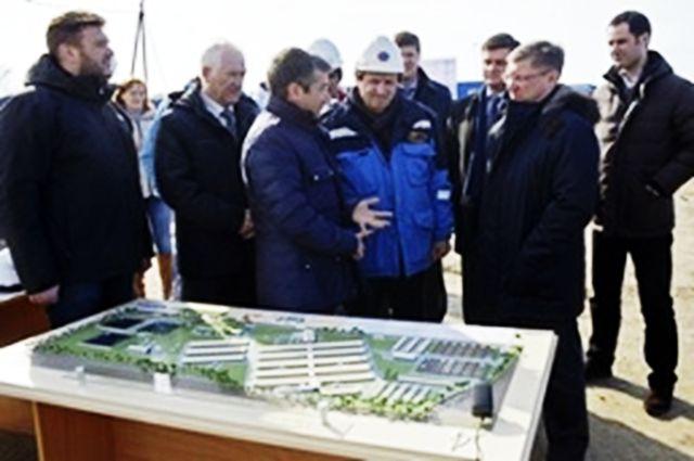 В Тюменской области завершат строительство молочно-товарного комплекса