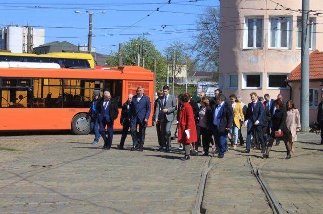 Трамвайные пути от Южного вокзала уберут.
