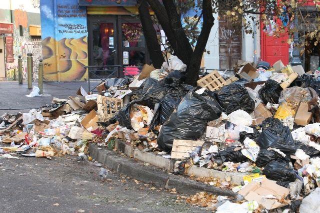 0,1% отходов учитывают в регионе от их общего объёма.