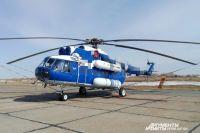 Вертолет санавиации вылетел 3 мая утром за четырёхлетней девочкой.