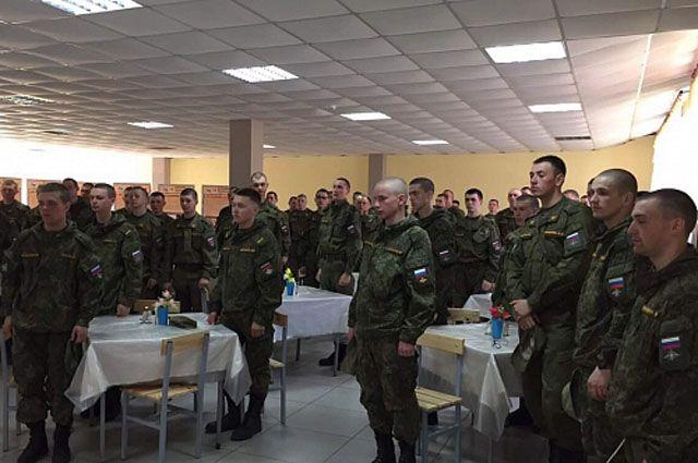 Ямальцы представили военнослужащим фильм о трагической гибели конвоя БД-5.