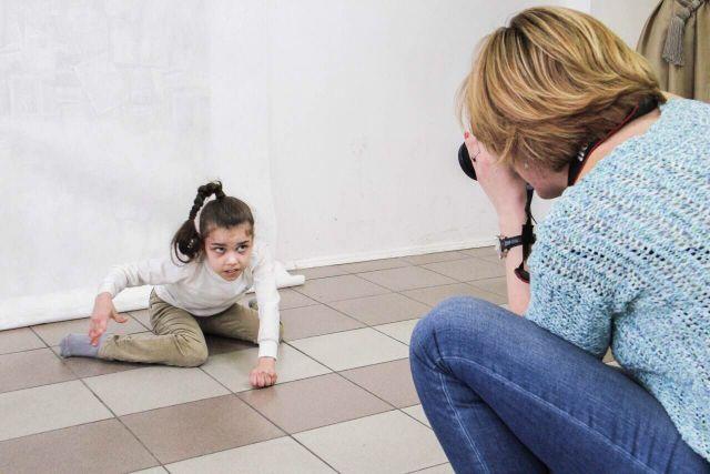 Многие не догадываются, как по-своему красивы дети с особенностями и сколько сил они прикладывают, чтобы добиться успеха.