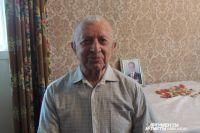 Владимир Воробьев с удовольствием рассказывал корреспонденту о своем прошлом.