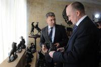 Борис Дубровский считает, что при оформлении новой набережной в Челябинске надо использовать каслинское литьё - это может стать отличительной особенностью нашей набережной.