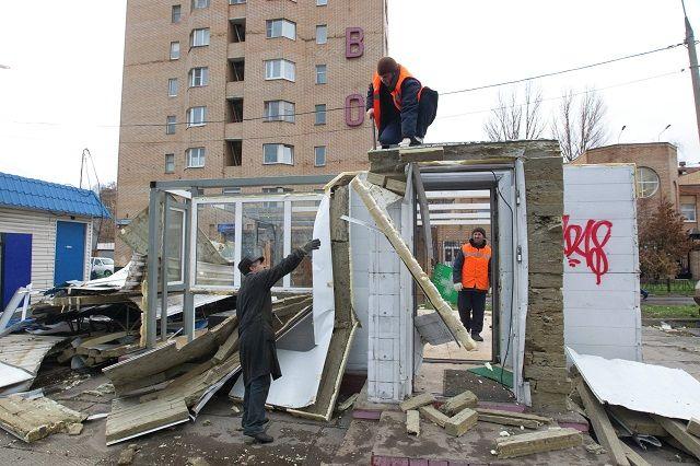 Народные избранники Петербурга одобрили идею сноса самостроя без суда
