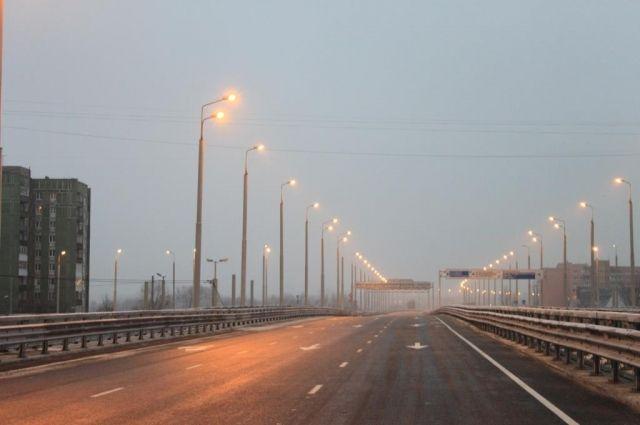 До 2018 года закрываются два съезда с эстакадного моста в Калининграде.