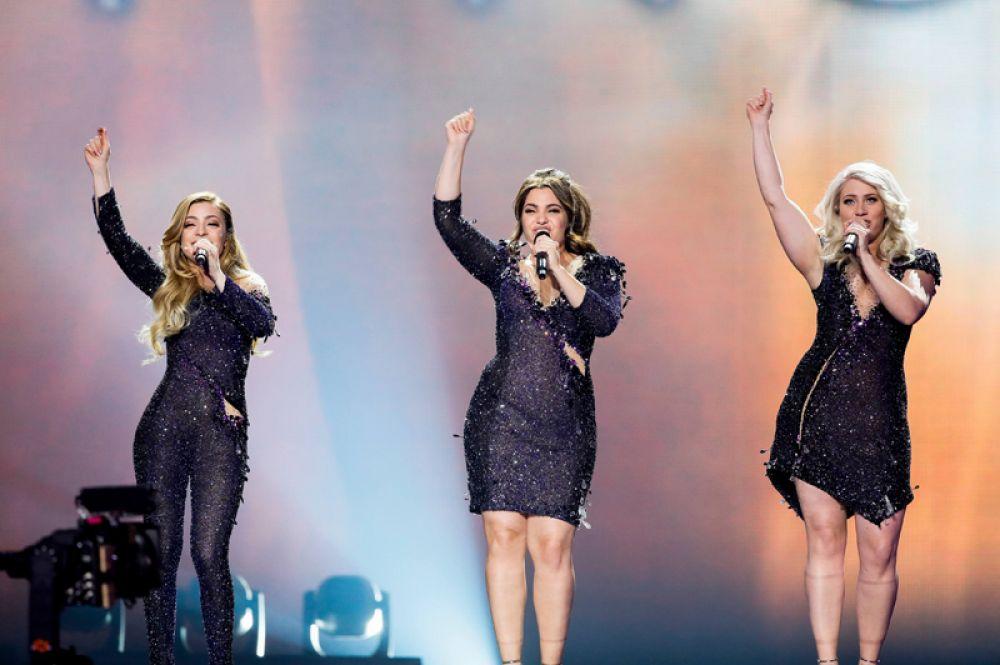 Группа «O'G3NE» (Нидерланды).