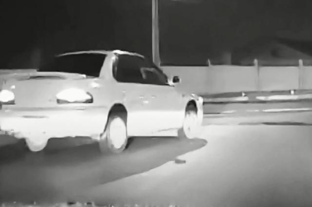 Погоня, столкновение, стрельба поколёсам. милиция задержала нетрезвого водителя вИркутске
