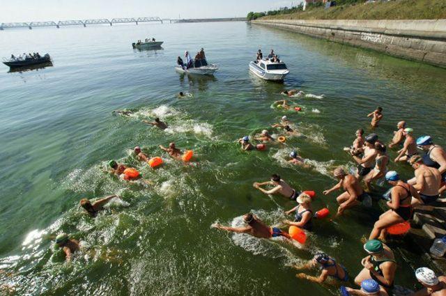 Заплыв в Иркутске состоится 7 мая.