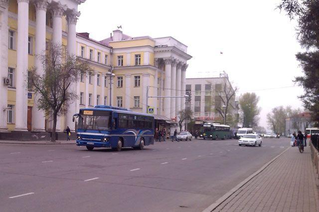 9 мая движение в Иркутске будет ограничено.
