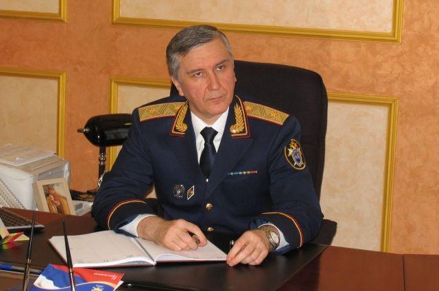 Глава СУ СК России по Алтайскому краю Евгений Долгалев