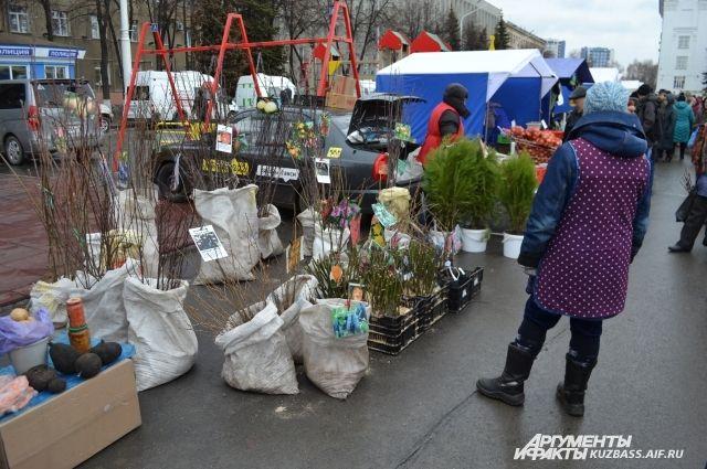 Излишки урожая дачники могут продавать на специальных сельскохозяйственных ярмарках.
