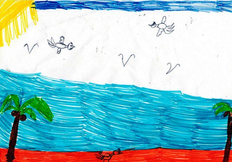 Участник №116 Барабаш Даниил, 6 лет. название плаката: