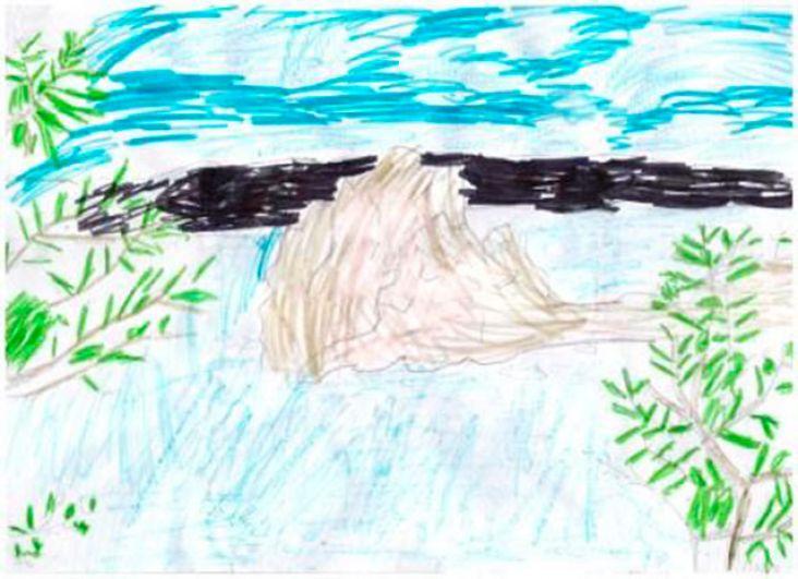 Участник №133 Женя Кравец, 6 лет.