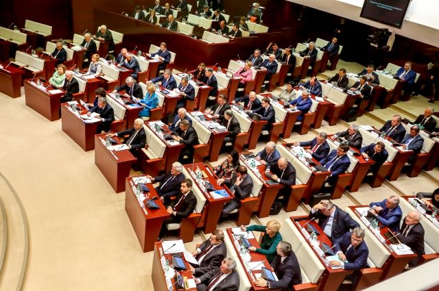 ВТатарстане примут закон оподдержке землей обманутых вкладчиков