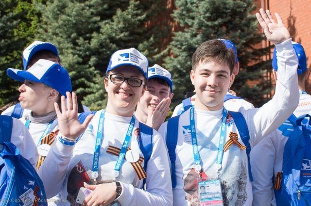Патриотическая акция действует уже второй год, и Омская область принимает в ней активное участие.