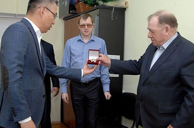 Ветеран рыбодобычи Ямала Петр Лясковский стал почетным гражданином России.
