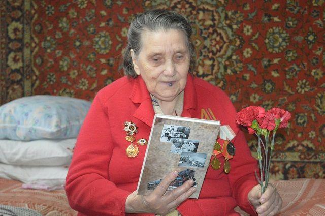 Когда началась война, Марии Космачёвой было 18 лет