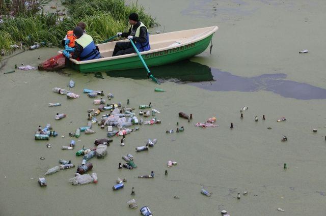 Челябинцев приглашают принять участие вочистке отмусора набережной иакватории реки Миасс