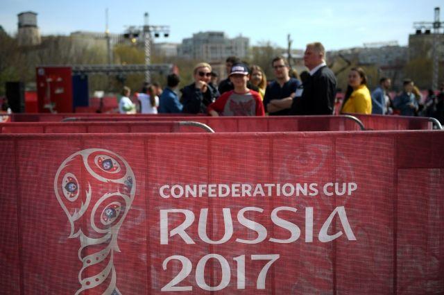 Владимир Путин упростил визовый режим навремя Кубка Конфедераций иЧМ