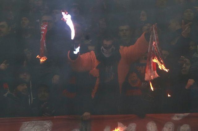 Дзагоев несыграет против «Амкара»