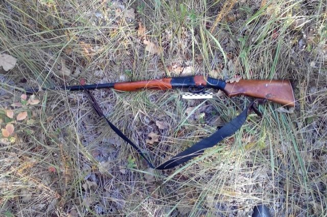 Егерь Вяземского района застрелил женщину