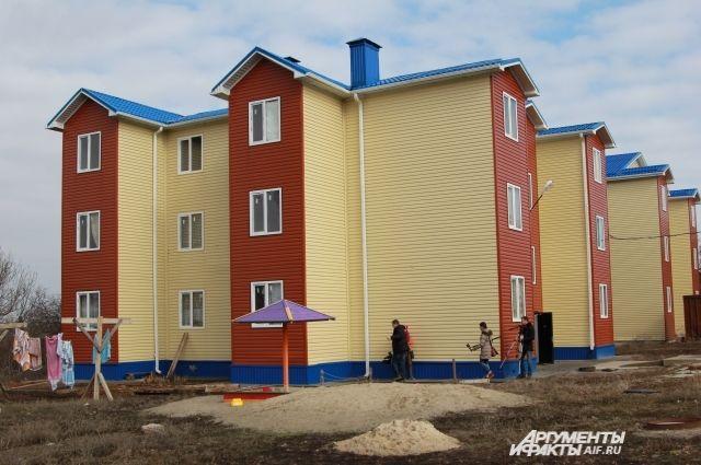 Около 300 детей-сирот получили жилье наДону всамом начале года