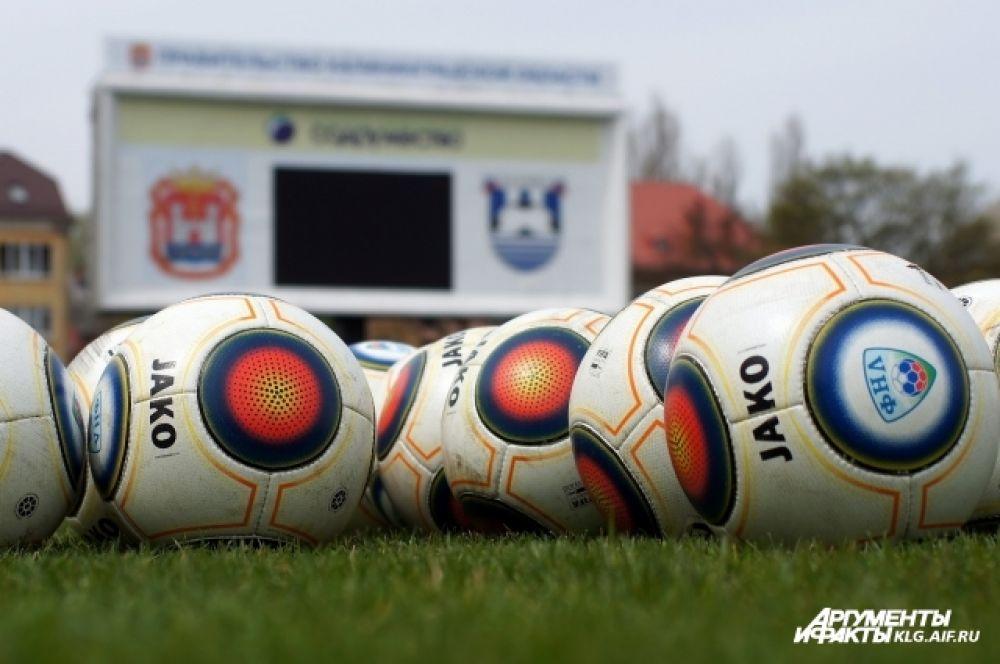 Футбольный стадион «Балтика».
