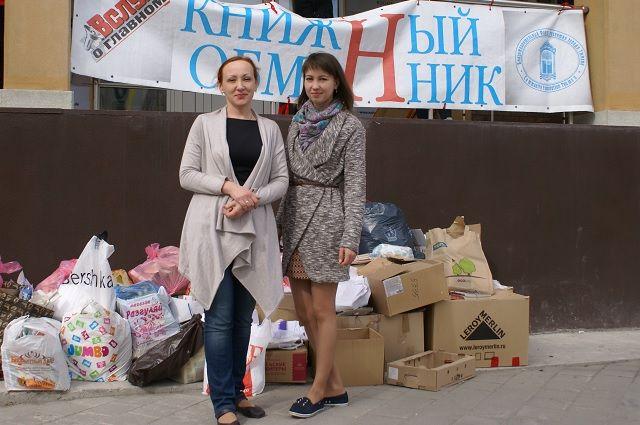 Дебютанты Венского бала приняли участие в экологической акции