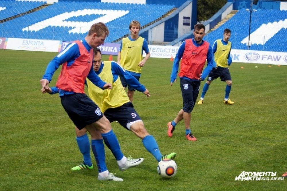 Лучше балтийцев на выезде весной 2017 года в ФНЛ пока играет только московское «Динамо» – досрочный победитель лиги.