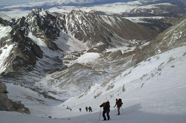 Ограничения восхождений в горы будут действовать, пока режим ЧС не снимут.