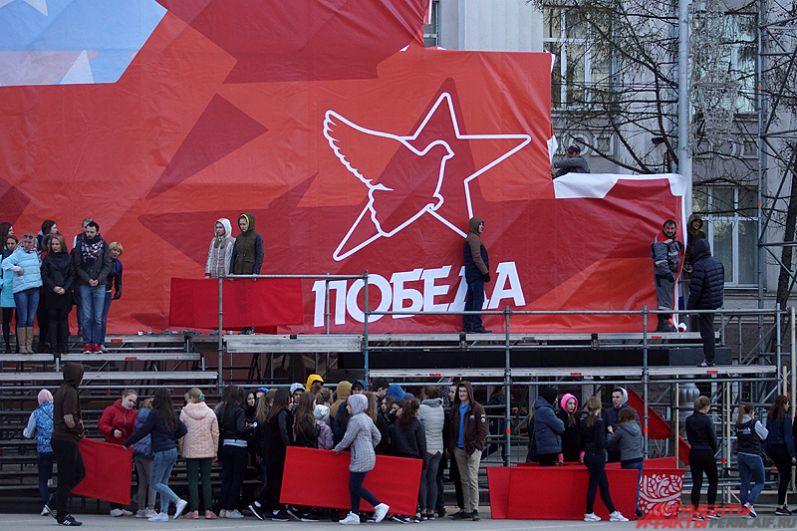 Напомним, праздничные мероприятия, посвященные 72-й годовщине Победы, пройдут в этом году под слоганом «Победа всегда за нами!».