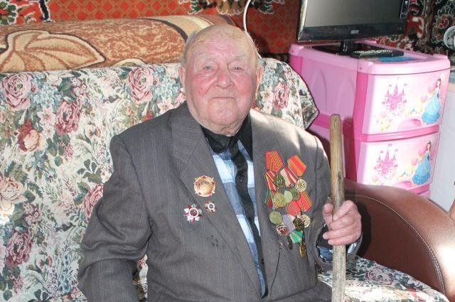 Архипу Андреевичу Янову 101 год.