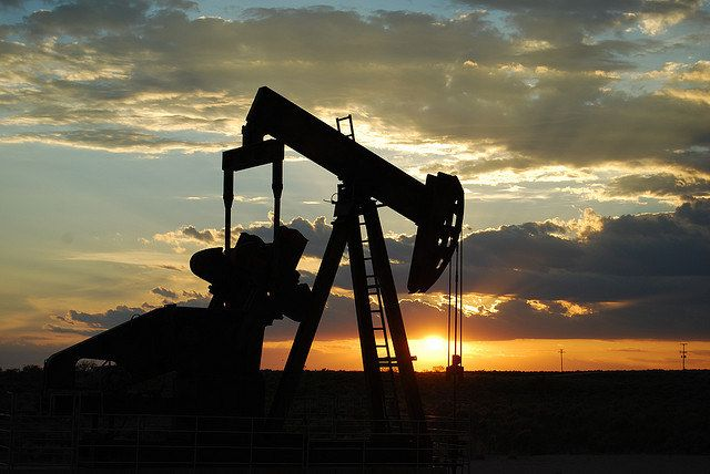 Цены нанефть упали домартовского уровня
